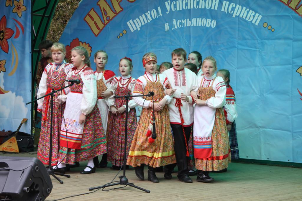 Приверженность традициям русского народа